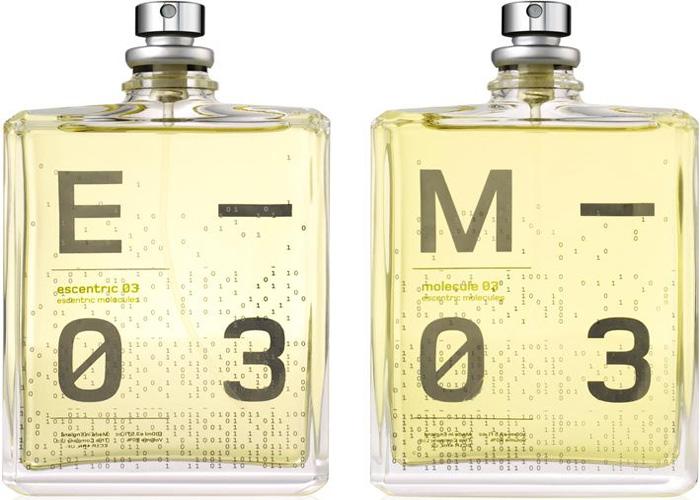 Molecules 03 и Escentric 03