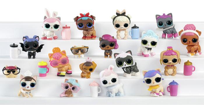 3 серия лол фото всех кукол