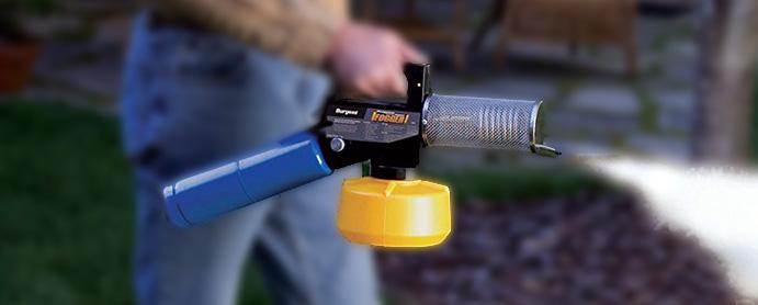 Портативный газовый Burgess Portable