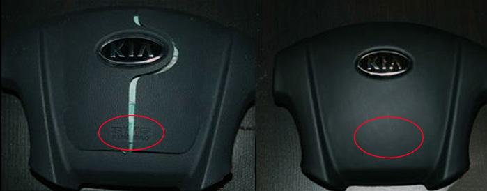 Как проверить подушки безопасности при покупке автомобиля