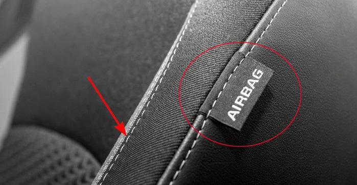 Как проверить airbag на сиденье