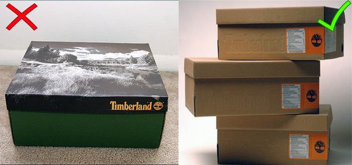 Как отличить Timberland.