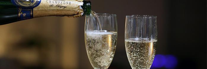 Шампанское настоящее