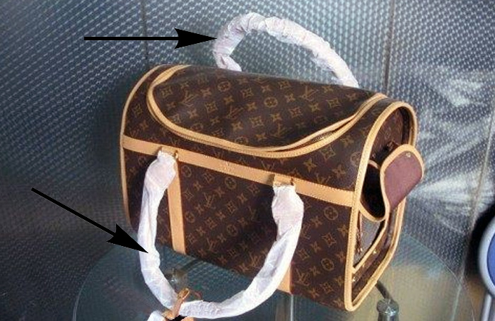 Louis Vuitton подделка сумки